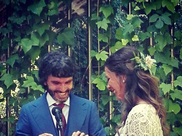 La boda de Nacho  y Paula en Quintanilla De Onesimo, Valladolid 6