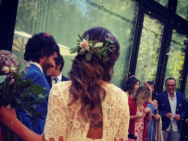 La boda de Nacho  y Paula en Quintanilla De Onesimo, Valladolid 7