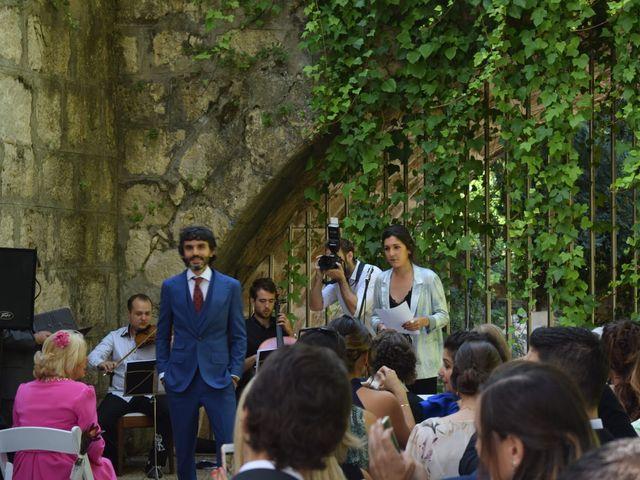 La boda de Nacho  y Paula en Quintanilla De Onesimo, Valladolid 2