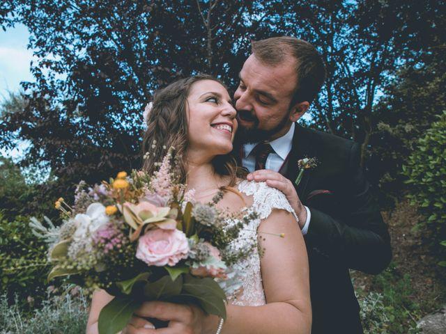 La boda de Bea y Aitor