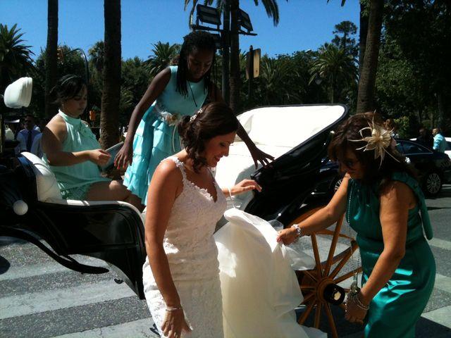 La boda de Paula y Ángel en Málaga, Málaga 3