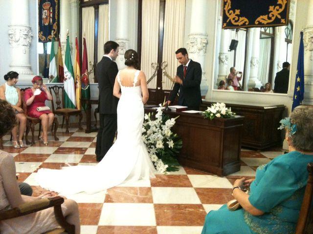 La boda de Paula y Ángel en Málaga, Málaga 2