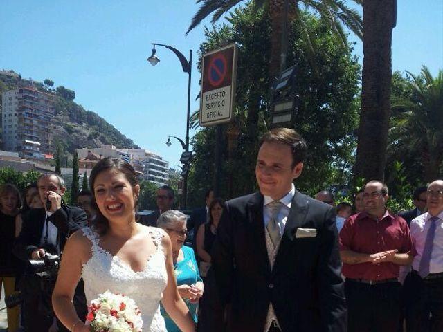 La boda de Paula y Ángel en Málaga, Málaga 6