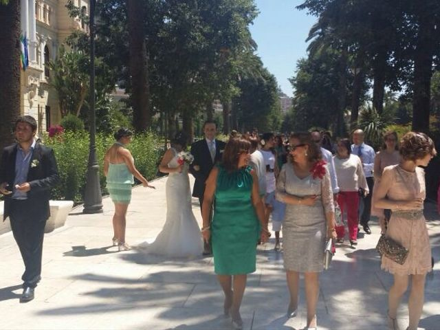 La boda de Paula y Ángel en Málaga, Málaga 8