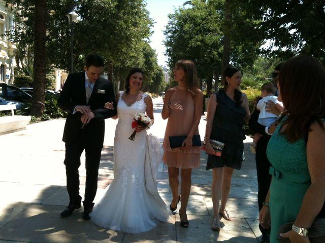 La boda de Paula y Ángel en Málaga, Málaga 9