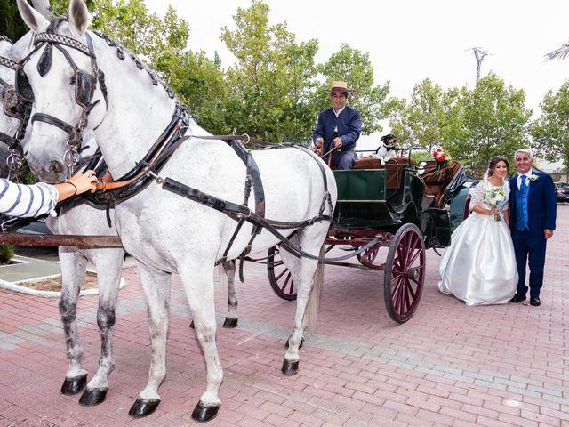 La boda de Antonio y Deborah en Illescas, Toledo 9