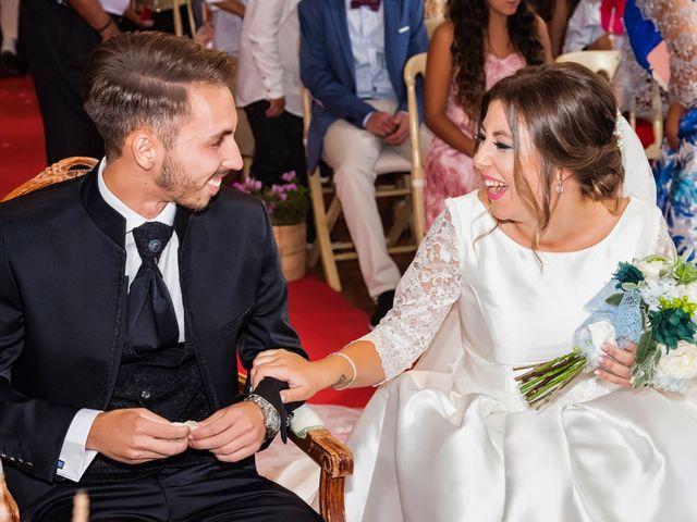 La boda de Deborah y Antonio