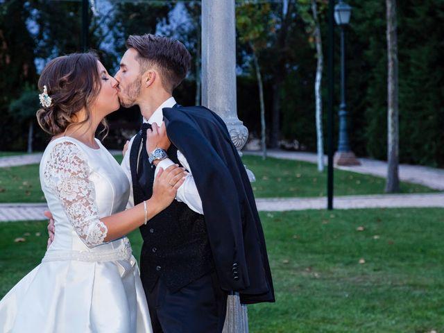 La boda de Antonio y Deborah en Illescas, Toledo 12