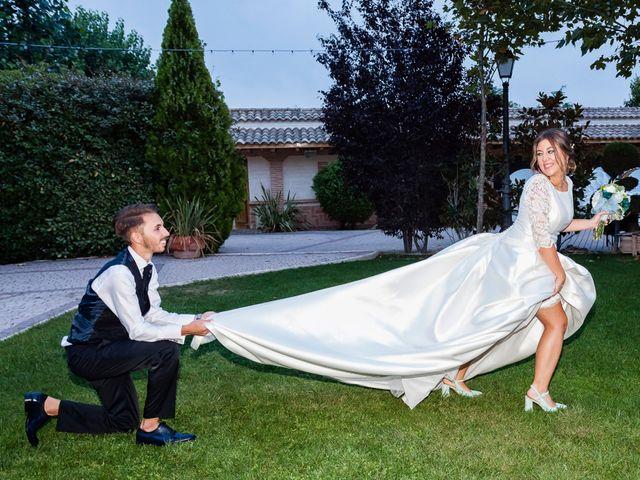 La boda de Antonio y Deborah en Illescas, Toledo 15