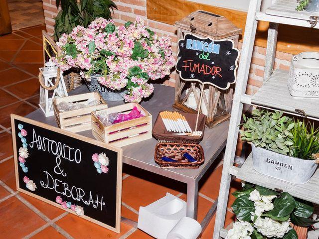 La boda de Antonio y Deborah en Illescas, Toledo 16
