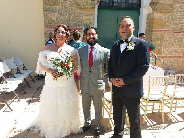 La boda de M José  y Joaquin