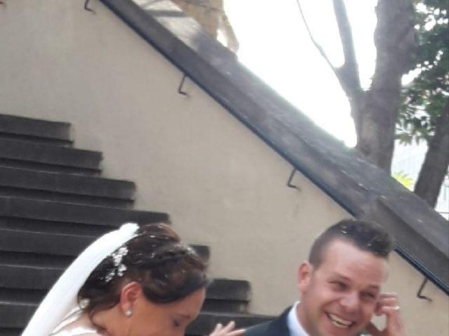 La boda de Ignacio y Desi en L' Hospitalet De Llobregat, Barcelona 5