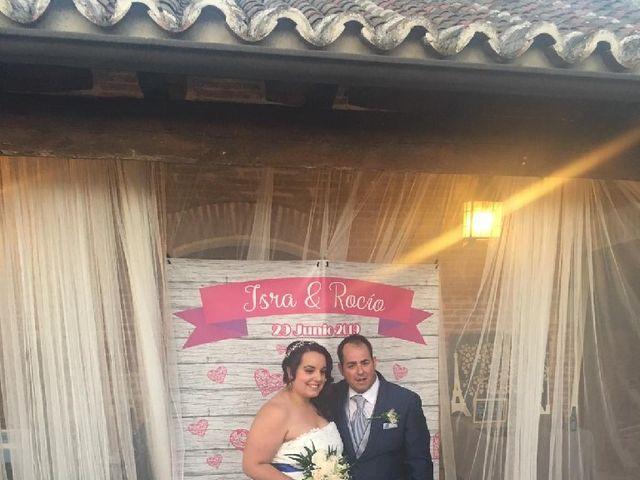 La boda de Israel y Rocio en Galapagos, Guadalajara 1