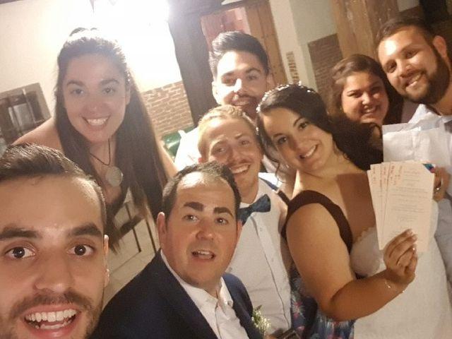 La boda de Israel y Rocio en Galapagos, Guadalajara 10