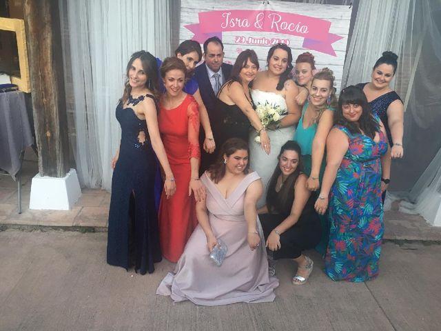 La boda de Israel y Rocio en Galapagos, Guadalajara 12