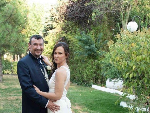 La boda de David y Eva en Getafe, Madrid 1