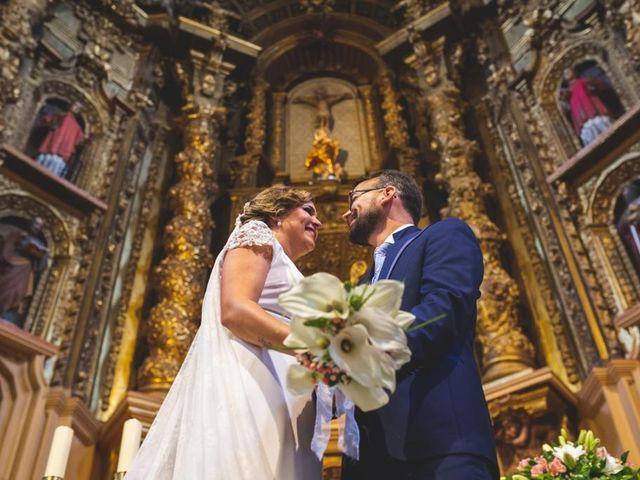 La boda de Lucy y Alberto
