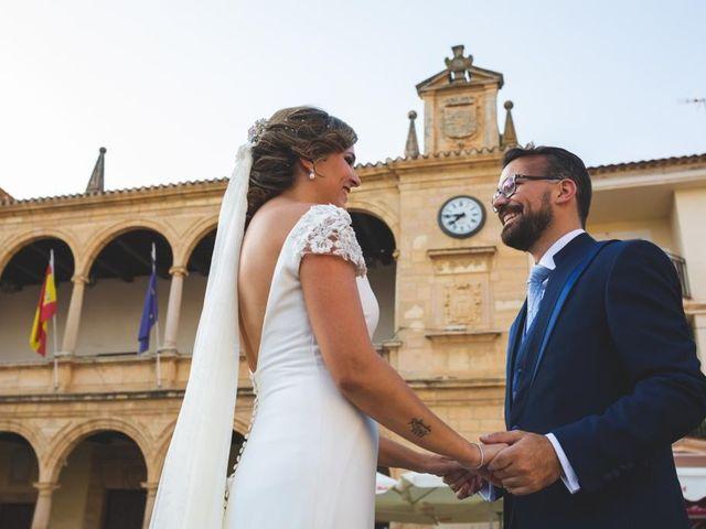 La boda de Alberto y Lucy en Villarrobledo, Albacete 1