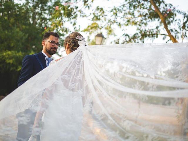 La boda de Alberto y Lucy en Villarrobledo, Albacete 5