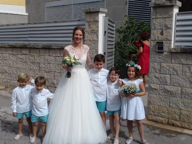 La boda de Luis Miguel y Noelia en Mascarell, Castellón 3