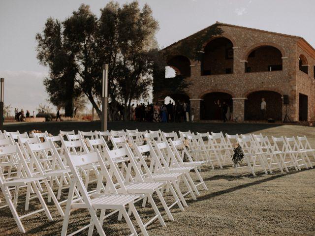 La boda de Adrian y Tamara en Llers, Girona 14