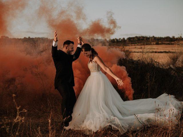La boda de Adrian y Tamara en Llers, Girona 36