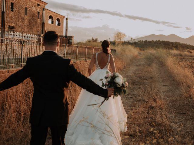 La boda de Adrian y Tamara en Llers, Girona 39