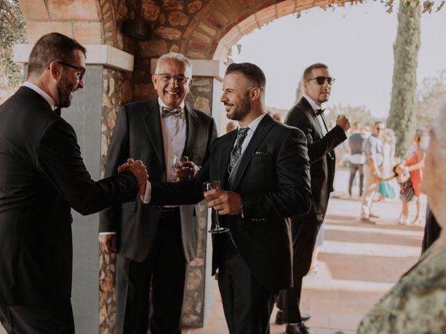 La boda de Adrian y Tamara en Llers, Girona 41