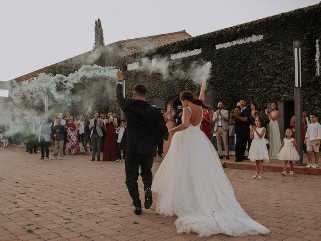 La boda de Adrian y Tamara en Llers, Girona 49