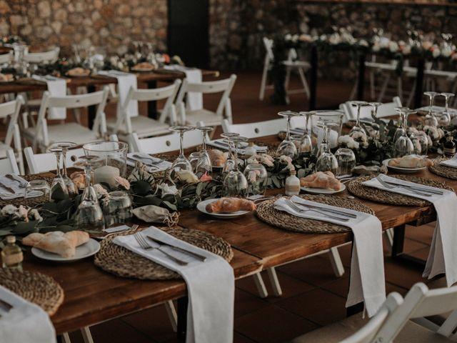 La boda de Adrian y Tamara en Llers, Girona 53