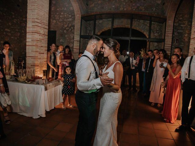 La boda de Adrian y Tamara en Llers, Girona 63