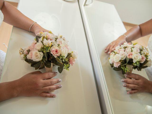 La boda de Javier y Joana en Madrid, Madrid 5