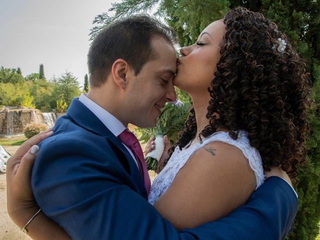 La boda de Javier y Joana en Madrid, Madrid 19