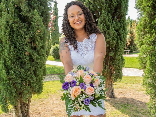 La boda de Javier y Joana en Madrid, Madrid 20