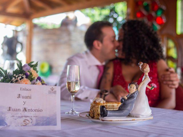 La boda de Javier y Joana en Madrid, Madrid 45