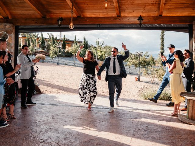 La boda de Rodrigo y Desiree en Colmenar Viejo, Madrid 7