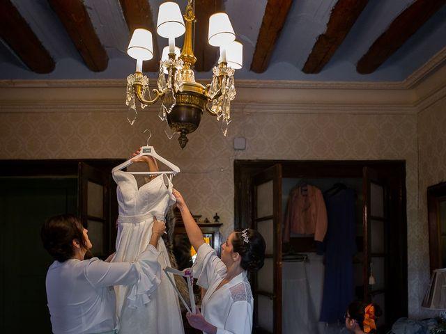 La boda de Sergio y Natalia en Alfajarin, Zaragoza 15