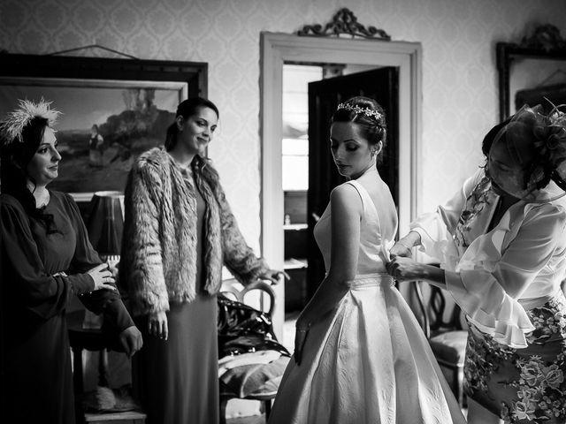 La boda de Sergio y Natalia en Alfajarin, Zaragoza 21
