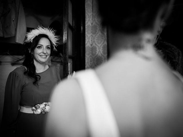 La boda de Sergio y Natalia en Alfajarin, Zaragoza 22