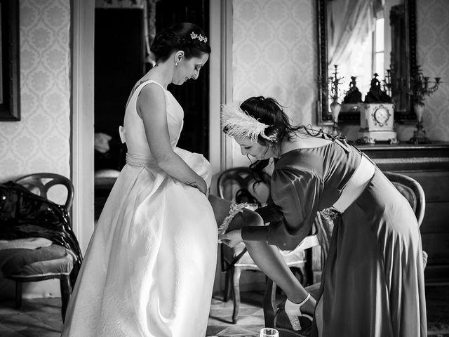 La boda de Sergio y Natalia en Alfajarin, Zaragoza 23