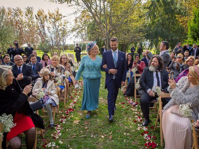 La boda de Sergio y Natalia en Alfajarin, Zaragoza 27