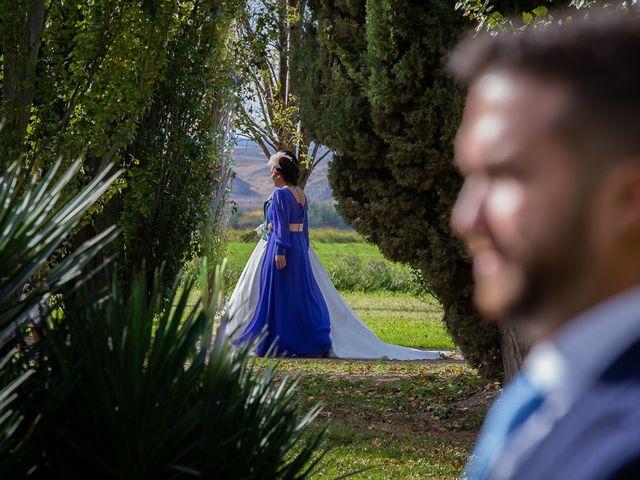 La boda de Sergio y Natalia en Alfajarin, Zaragoza 28