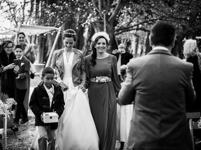 La boda de Sergio y Natalia en Alfajarin, Zaragoza 29