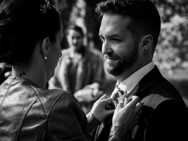 La boda de Sergio y Natalia en Alfajarin, Zaragoza 30