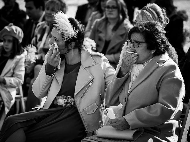 La boda de Sergio y Natalia en Alfajarin, Zaragoza 31