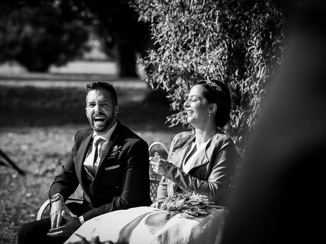 La boda de Sergio y Natalia en Alfajarin, Zaragoza 33