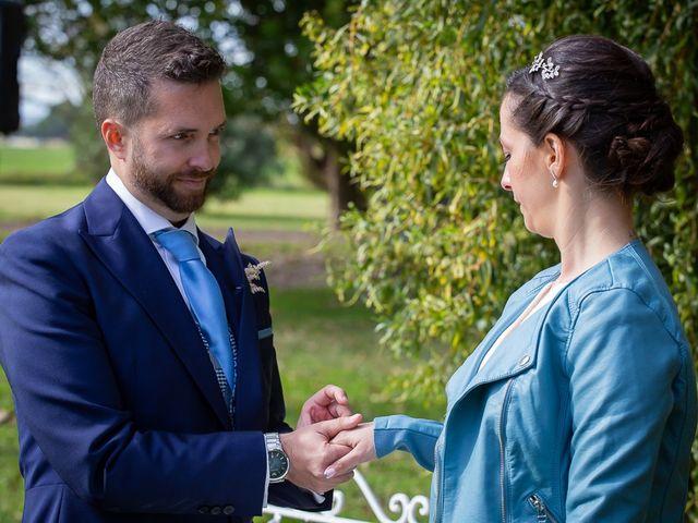 La boda de Sergio y Natalia en Alfajarin, Zaragoza 37