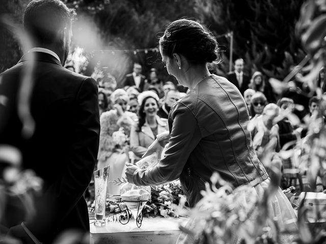 La boda de Sergio y Natalia en Alfajarin, Zaragoza 38