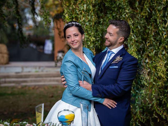 La boda de Sergio y Natalia en Alfajarin, Zaragoza 40