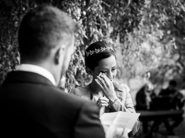 La boda de Sergio y Natalia en Alfajarin, Zaragoza 42